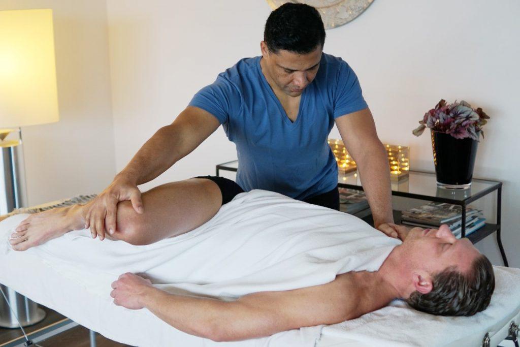 sportmassage den Haag