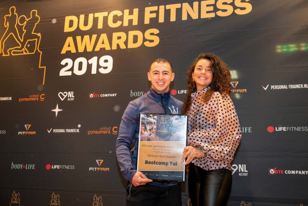 personal trainer Amsterdam-West