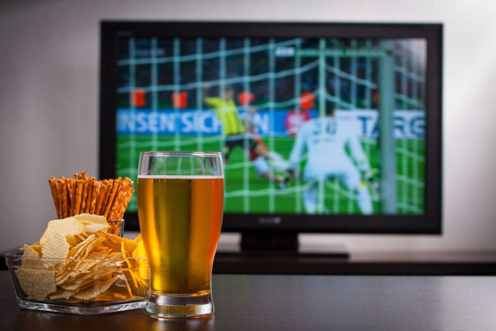 morgen voetbal op tv